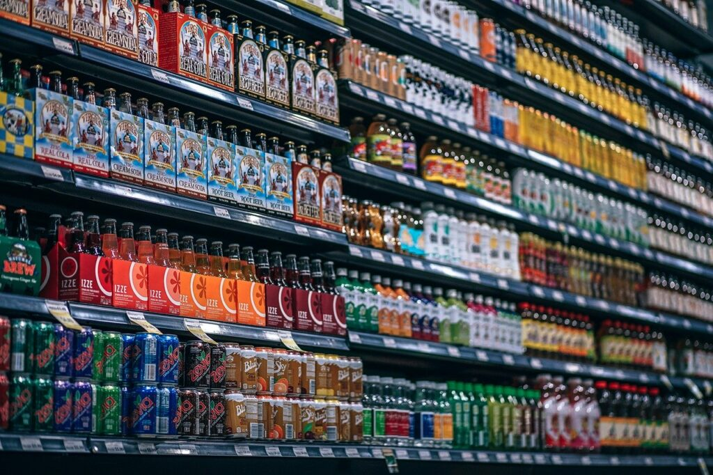 Sugary drinks sabotage your pre-pregnancy diet.